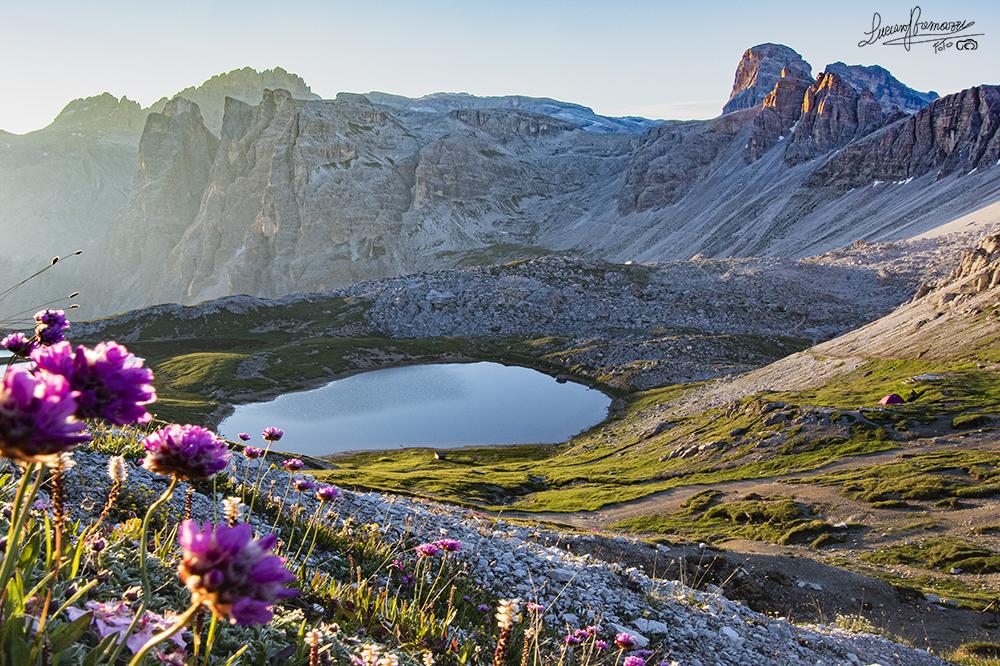Laghi dei Piani-Dolomiti