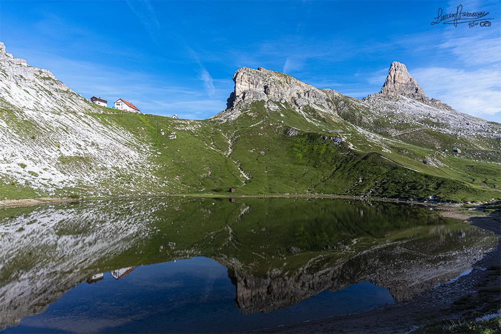 Laghi dei Piani Dolomiti