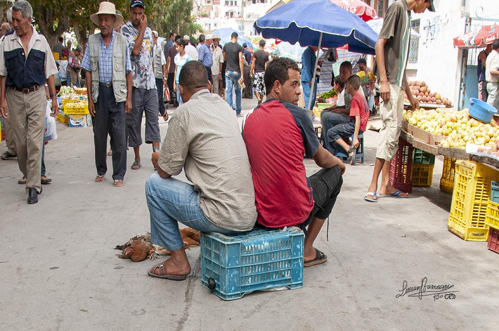 Mercato Tunisino